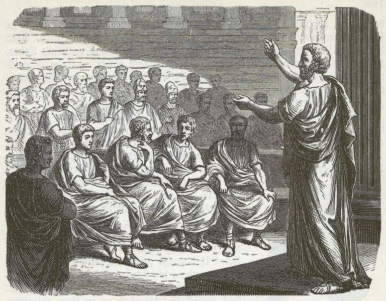 Aristotle's definition of rhetoric