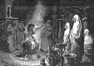 Croesus Oracle of Delphi
