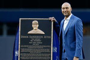 Derek Jeter Hall of Fame