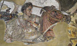 Alexander the Great journey