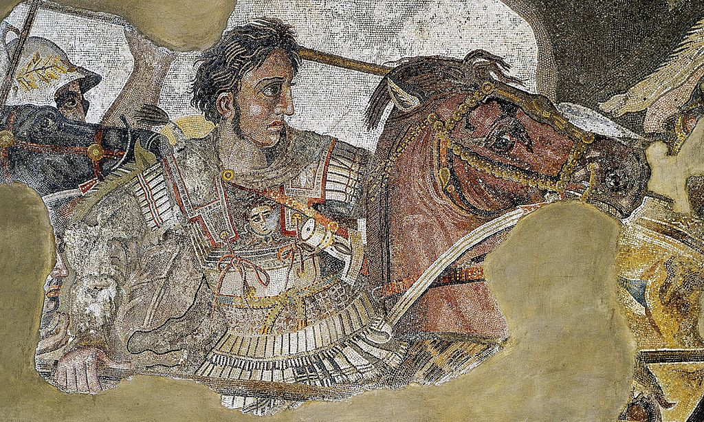 Alexander the Great journey