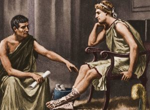 Aristotle and Alexander the Great