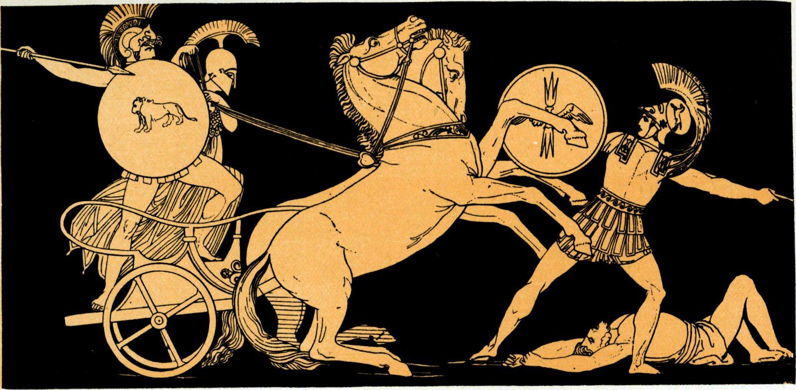 Diomedes Iliad
