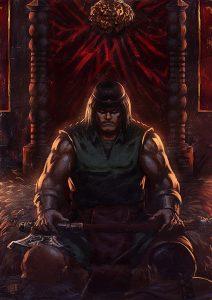 Conan the Barbarian comics