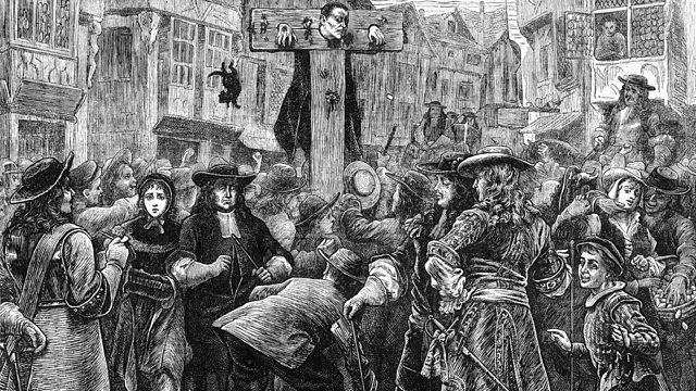 Titus Oates Popish Plot