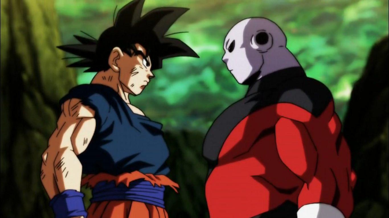 Goku vs. Jiren