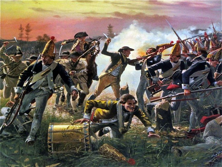 Battle of Saratoga 1777