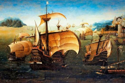 Battle of Diu 1509