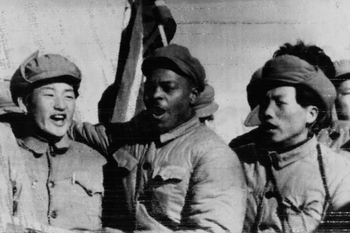 Chinese Brainwashing Korean War