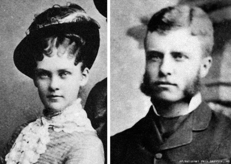 Theodore Roosevelt First Wife