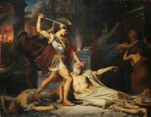 Homer's Iliad Lesson