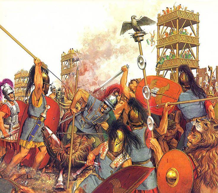 Siege of Alesia
