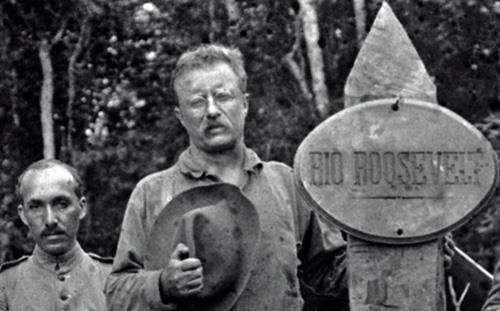 Theodore Roosevelt Brazil